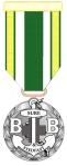 優良服務獎章